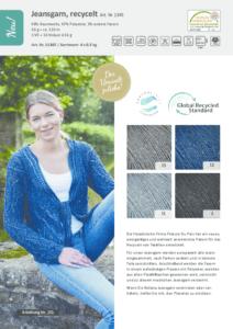 Jeansgarn Recycelt online kaufen