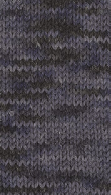 Slow Wool Canapa hand dyed Marine-Jeans-Anthrazit