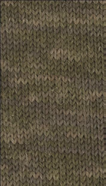 Slow Wool Canapa hand dyed Graubeige-Camel-Khaki