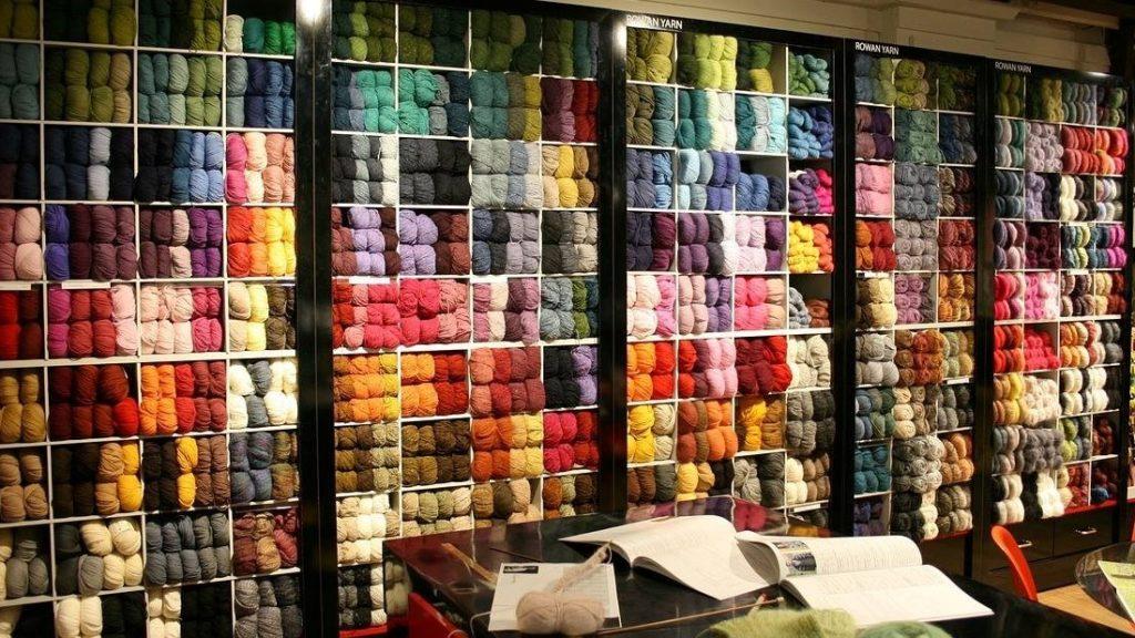 Garn und Wolle online kaufen - Handel SM